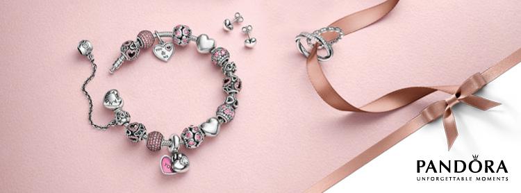 pandora rosa armband