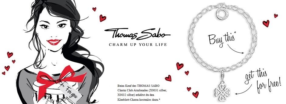 Thomas Sabo Gratis Charm