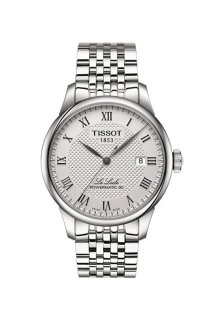 TISSOT Herrenuhr Le Locle Powermatic 80