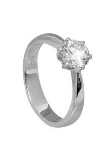 NANA KAY Ring Classic Solitaire W52