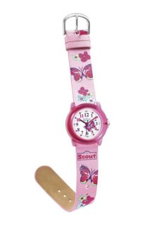 "SCOUT UHR ""Crystal"" Butterfly"