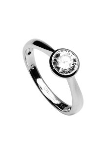 NANA KAY Ring Classic Solitaire W54